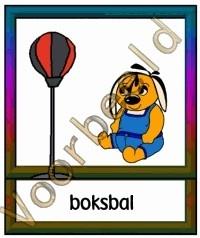 Boksbal - MAT