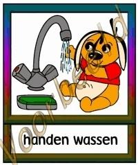 Handen wassen - VERZ