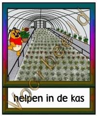 Helpen in de kas - TK