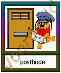Postbode - BER