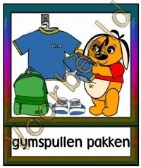 Gymspullen pakken - KL