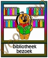 Bibliotheek bezoek - AC