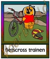 Fietscross trainen