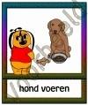 Hond voeren - DIE