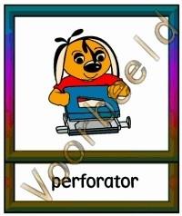 Perforator - WERKMAT
