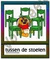 Tussen de stoelen - BEGR