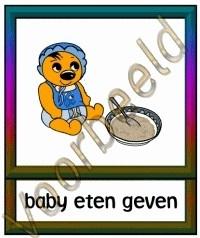 Baby eten geven - ETDR