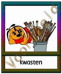 Kwasten - WERKMAT