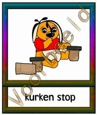 Kurken stop - WERKMAT