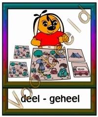 Deel - Geheel - WRK