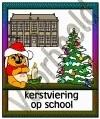 Kerstviering op school - FSTD
