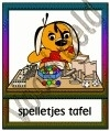 Spelletjestafel - KAST-T