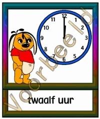 Twaalf uur - KLOK