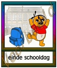 Einde schooldag - SCH