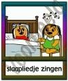 Slaapliedje zingen - GEBR