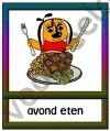 Avond eten - ETDR