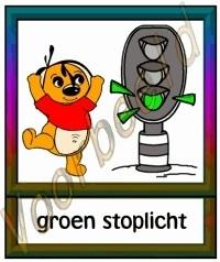 Groen stoplicht  - KLAS