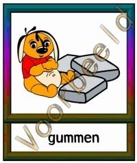 Gummen - WERKMAT
