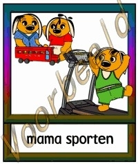Mama sporten 1