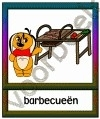 Barbecueën 1 - ETDR