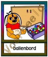 Ballenbord - WRK