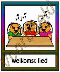 Welkomst lied