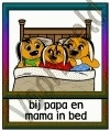Bij papa en mama in bed - GEBR