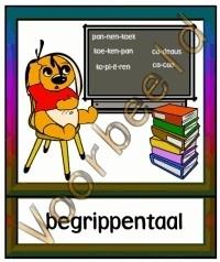 Begrippentaal - WRK