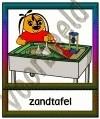 Zandtafel - KAST-T