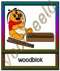 Woodblok