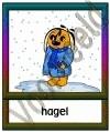 Hagel - WR