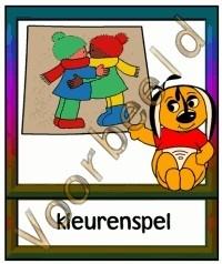 Kleurenspel - WRK