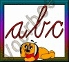 ABC - schuin