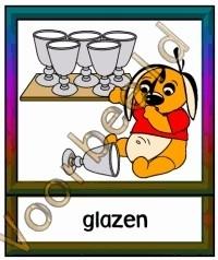 Glazen - MAT
