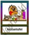 Knutseltafel - KAST-T