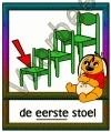 De eerste stoel - BEGR