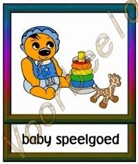 Baby speelgoed - SP
