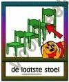 De laatste stoel - BEGR