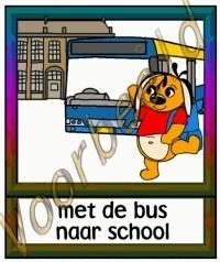 Met de bus naar school 1 - SCH