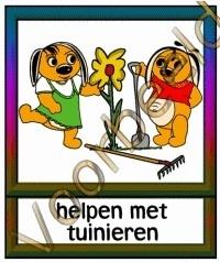 Helpen met tuinieren - AC
