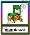 Onder de stoel - BEGR