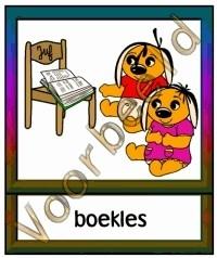 Boekles - WRK