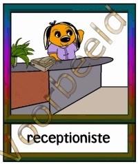 Receptioniste - BER