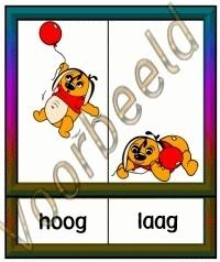 Hoog - Laag