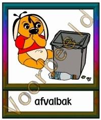 Afvalbak - MAT