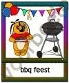 BBQ feest - ETDR