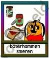 Boterhammen smeren - ETDR