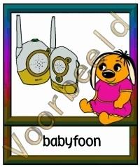 Babyfoon - MAT