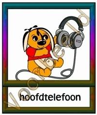 Hoofdtelefoon - MAT