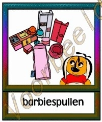 Barbiespullen - SP